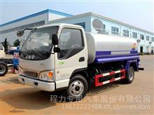程力专用汽车股份有限公司江淮5方洒水车厂家价格/CLW5070GPSH5