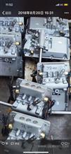 变速箱上盖总成/东风5S550
