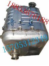 612660130018潍柴国六原厂SCR消声器陕汽德龙三元催化SCR消声器/612660130018