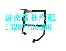 WG1682230728重汽新斯太尔挡泥板支架焊接总成/WG1682230728