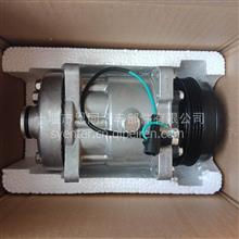 东风天锦康明斯发动机空调压缩机 欧曼空调压缩机8104010-C1102F/C4993942