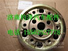 FAT5801402882红岩杰狮科索发动机曲轴皮带轮/FAT5801402882