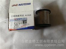 JAC安徽江淮纳威斯达4DA1自产发动机油气分离器滤芯/1014112FA040BJ