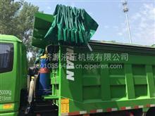 欧曼解放宏昌天马中集华俊新型环保渣土车帆布加固款帆布定制