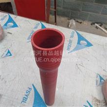 江铃车用中冷器发动机水箱连接硅胶水布纹胶管/111900213