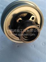 供应传动组件皮带轮毂东风天龙雷诺发动机轮毂皮带轮总成/ D5010550065