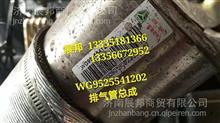 WG9525541202  重汽豪瀚新款N7 排气管总成/WG9525541202
