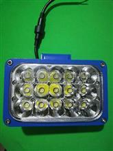 五寸方LED蓝钻超亮灯/五寸方LED蓝钻超亮灯