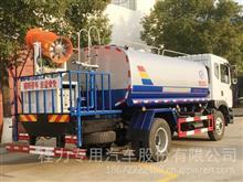 湖北程力集团汽车价格10方东风D9抑尘车(雾炮车)厂家价格/CLW5160GPSD5
