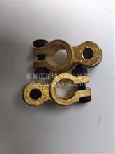 纯铜制通用加厚电瓶连接卡头/电瓶连接卡头