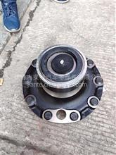 解放J6前轮毂总成,领航版,康迈前轮芯总成 解放免维护后轮毂/3103010-54W-C00