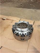 中国重汽豪沃A7斯太尔金王子配件重汽HOWO豪沃轴间差速器壳体/WG9725000000/1