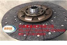 福田欧曼正品配件 离合器从动盘总成三级减震 离合器片/离合器