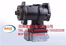 欧曼发动机空气压缩机 空压机总成/欧曼发动机空气压缩机