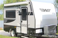 随州房车旅居车厂家|湖北程力拖挂房车(4.5-6.2米)价格/CLfc
