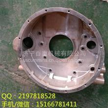 小松HB215LC-1M0挖掘机飞轮壳(SAA4D107E-1)3937426缸套 发电机/飞轮壳3903282 3931627