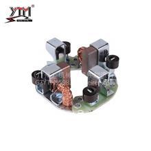 YTM昱特电机SJ025刷架总成Manuf/Sys:SAWAFUJI Volts:24V,OD:75mm/SJ025