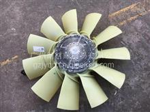 1308ZD2A-001雷诺发动机硅油离合器带风扇叶总成DCI配件/1308ZD2A-001