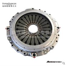 欧曼正品配件离合器压盘总成 戴姆勒汽车离合器压盘/ F1432116180001