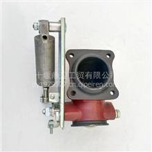 东风康明斯发动机天锦排气制动阀总成1203015-KD400/4983719