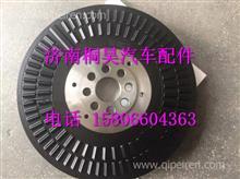 611600020022潍柴WP10H发动机曲轴减震器/611600020022