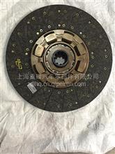 东风天龙离合器片,430大八簧50.8三级减震高端芳纶材质抗烧耐高温/1601160_K23K0