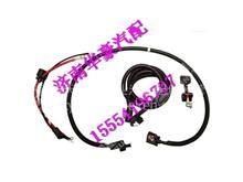 重汽豪沃T5G驾驶室起动机电线束后置S36电磁式/712-25427-6003