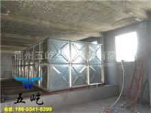 青岛镀锌钢板水箱/1-2000立方