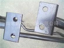东风天锦前轮后挡泥板左弯管支架总成/8403075-C1104