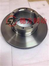 客车刹车盘制动盘10孔19.5寸适用解放J6/SH-245/3501-4055
