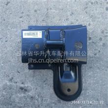 重汽豪沃T7原厂液压锁左上支架/AZ1664440050