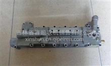 朝柴4102增压,国四机油冷却器/朝柴4102增压,国四机油冷却器