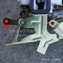 济南重汽豪沃轻卡原厂右电动车门锁体总成/LG1611348006