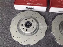 伊富兰特ECFRONT高碳不抖刹车盘适配奥迪A6L刹车原厂升级/8
