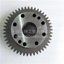 东风大力神水泥搅拌车曲轴齿轮 康明斯工程机械曲轴齿轮总成/4993051 4205Z36A-029