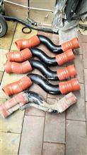 三环昊龙T280进水管总成/11A29-09014-A  11A29-08006