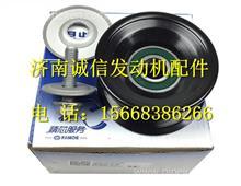 1023020C36D锡柴发动机原厂6DL发动机楔带轮/1023020C36D