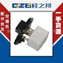 原装徐工200挖机蒸发器调速电阻/B242300000076