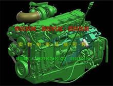 3802695增压器、康明斯6B5.9齿轮室组/3802695