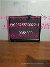 原厂重汽豪瀚散热器总成/豪瀚水箱总成WG9525530022/WG9525530022
