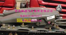 重汽约斯特HOWOT7H牵引座90牵引座总成(冲压型)牵引车鞍座/牵引盘