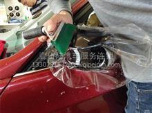 深圳宝安汽车贴膜,车漆施工UPPF隐形车衣的作用详解/156