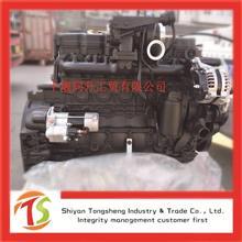 批发/采购  康明斯4缸3.9L发动机总成/ISB3.9-125E40A