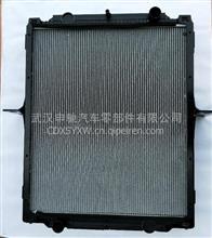 东风新款大力神雷诺国四发动机新款散热器总成-1301010-K66L0/1301010-K66L0