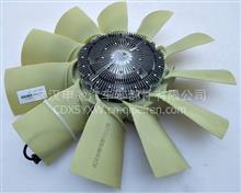 东风贝洱雷诺硅油风扇总成1308060-ZD2A-04A/1308060-ZD2A-04A贝洱硅油风扇