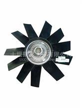 优势供应东风天龙原厂硅油风扇离合器总成/1308060-K0801
