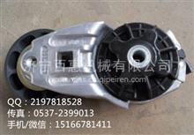小松6D114冒白烟故障与处理6D114皮带涨紧轮-发电机-连杆/小松300-7燃油泵-油嘴-油底壳-机油散热器-增压器