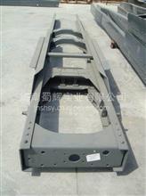 中国重汽豪沃原厂锰钢车架大梁总成 豪沃HOWO原装车架子 厂家直销/18253126656