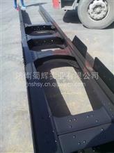 陕汽德龙F3000自卸车车架大梁总成 德龙原厂锰钢大梁板 厂家直销/18253126656
