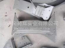 中国重汽豪沃HOWO鞍形横梁 重汽豪沃原厂锰钢钢板 厂家直销 /18253126656